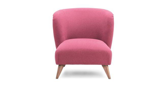 new lark tub chair brushed plain dfs ireland