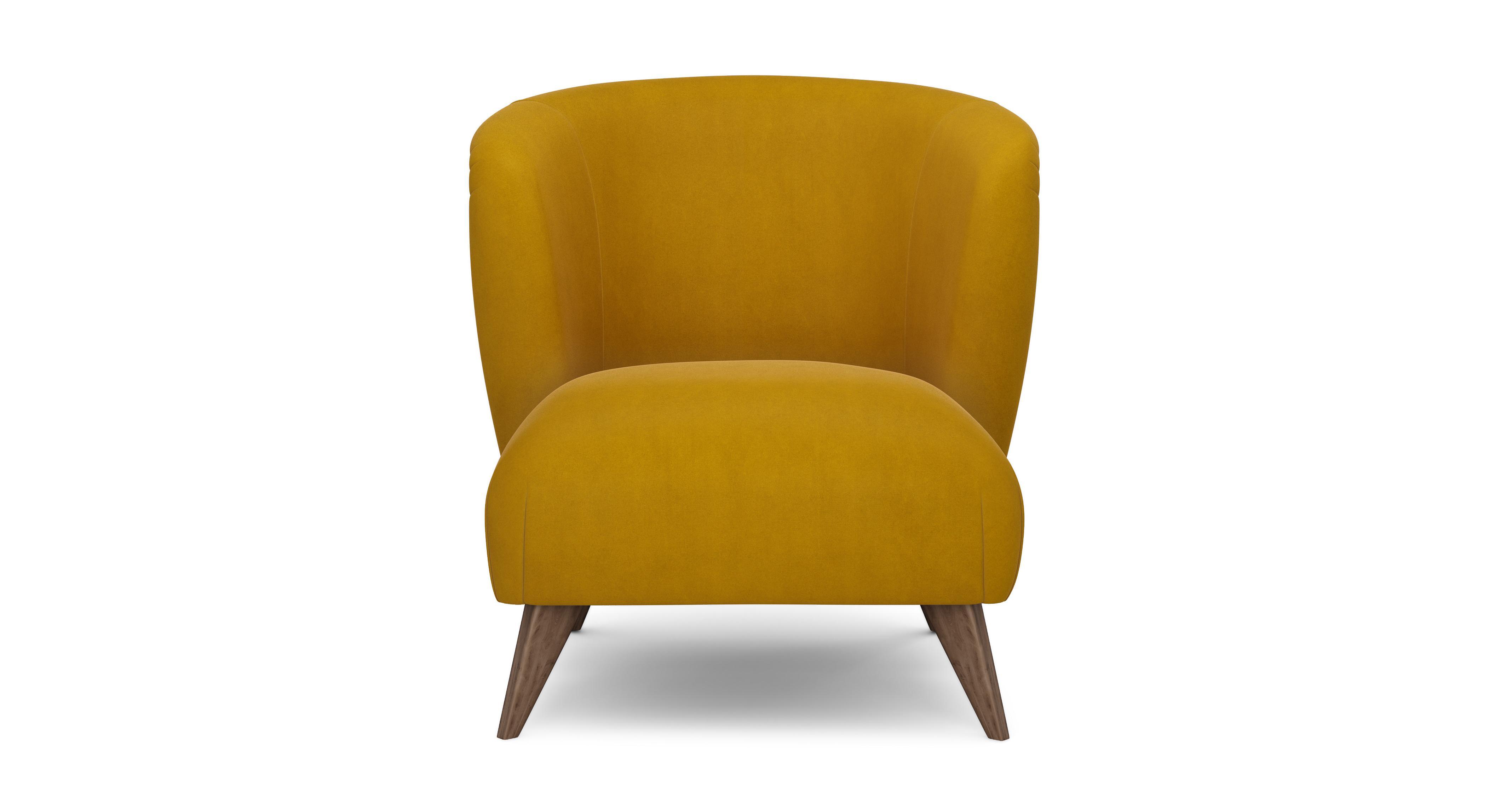 New Lark Tub Chair Velvet