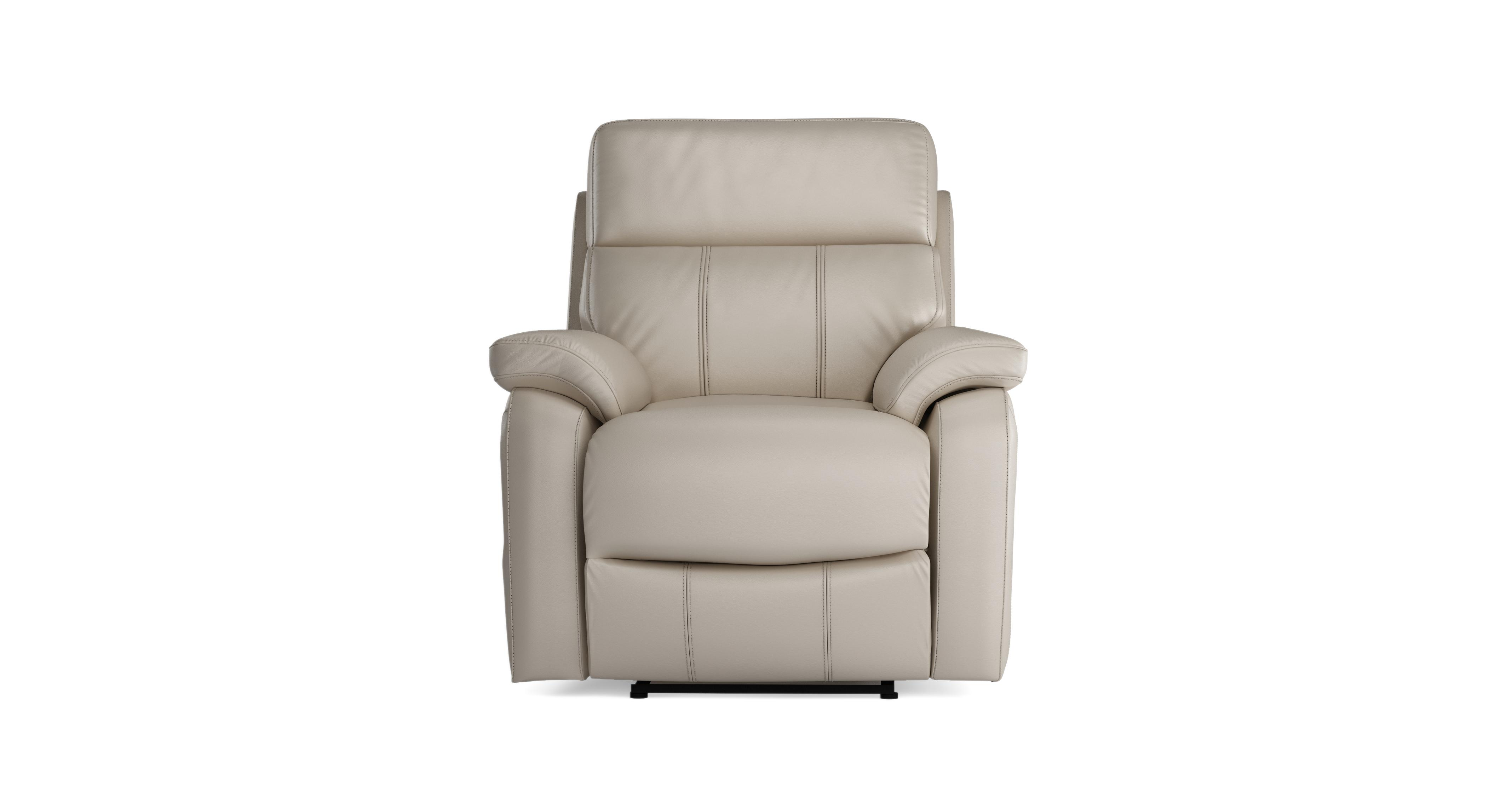New Navona: Manual Recliner Chair