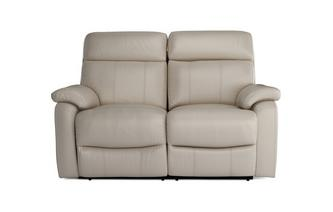 2 Seater Power Plus Recliner with Headrests