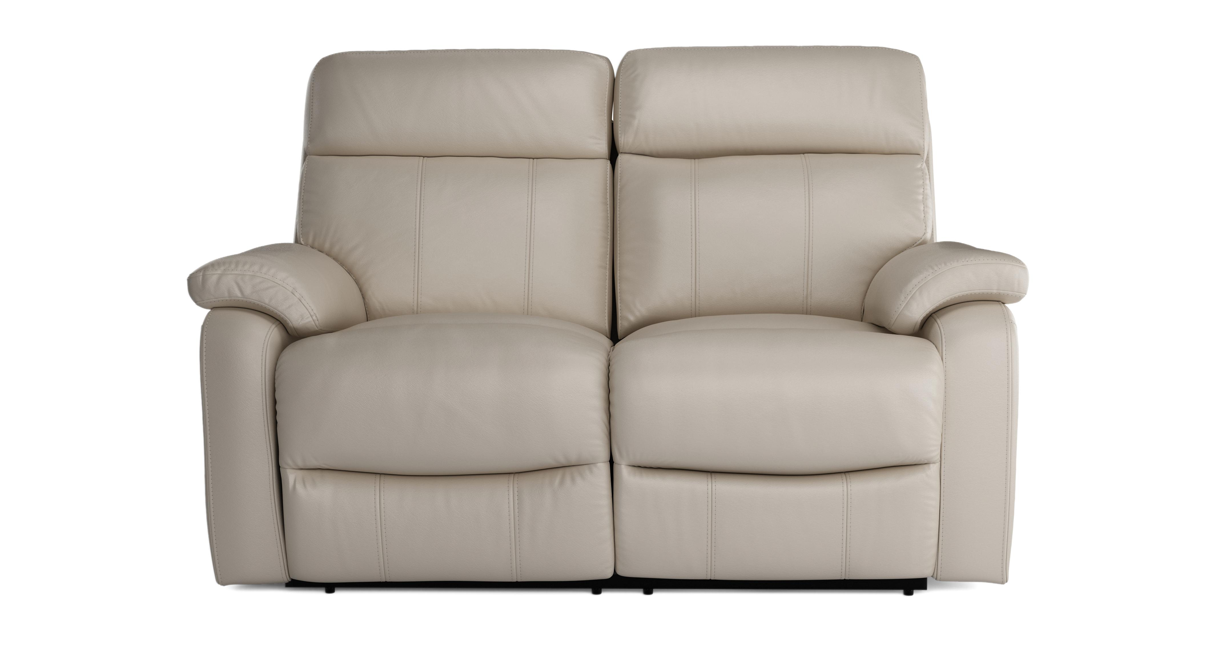 New Navona: 2 Seater Power Recliner with Headrests