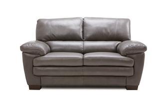 Large 2 Seater Sofa Utah Contrast Stitch
