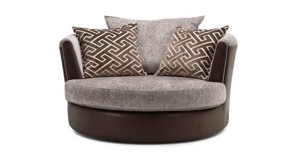 Nina Large Swivel Chair