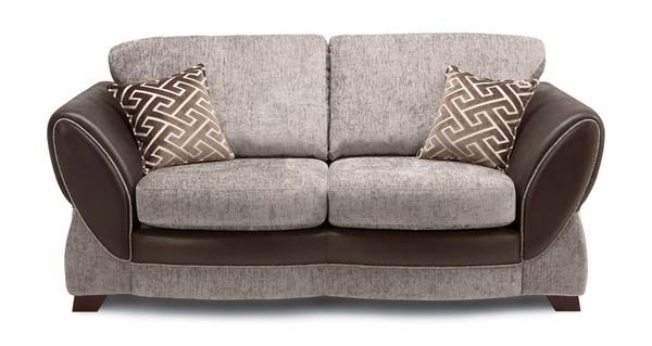 Nina Large 2  Seater Formal Back Sofa