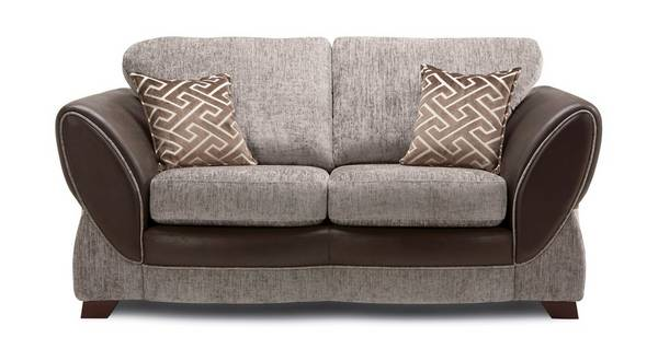Nina Small 2  Seater Formal Back Sofa