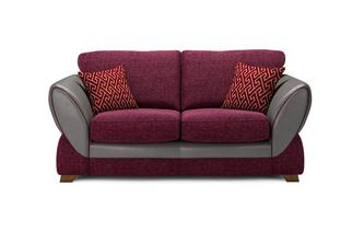Nina Large 2 Seater Formal Back Deluxe Sofa Bed Eternity