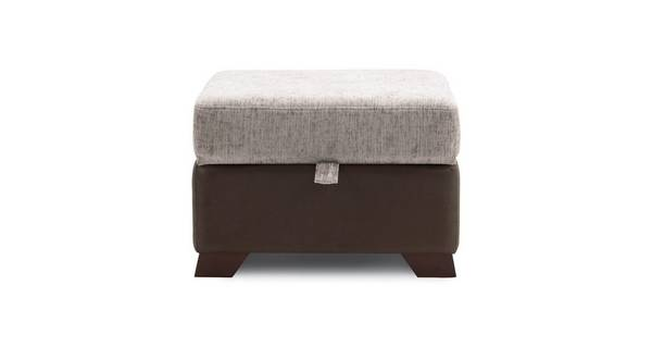 Nina Storage Footstool