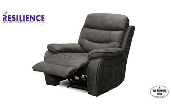 Fabric Power Recliner Chair