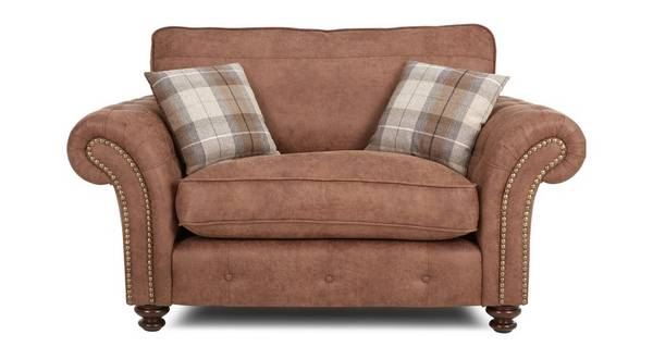 Oakland Formal Back Cuddler Sofa