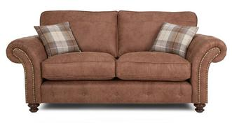 Oakland 2 Seater Formal Back Sofa