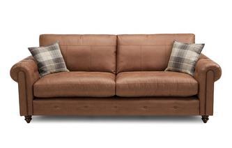 Formal Back 4 Seater Sofa