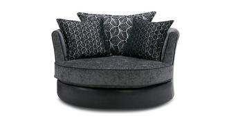 Oberon Large Swivel Chair
