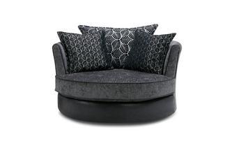 Large Swivel Chair Oberon