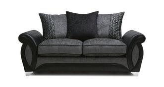 Oberon Large 2 Seater Pillow Back Sofa