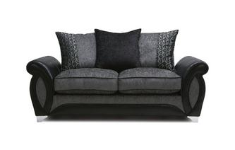 Large 2 Seater Pillow Back Sofa Oberon