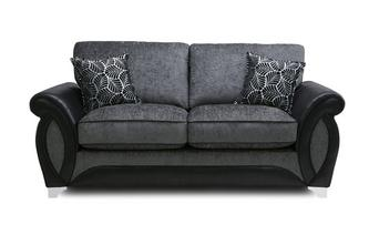 2 Seater Formal Back Deluxe Sofa Bed Oberon