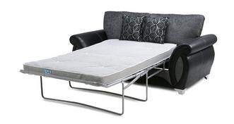Oberon 2 Seater Formal Back Supreme Sofa Bed