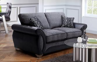 Oberon 2 Seater Formal Back Supreme Sofa Bed Oberon