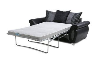 2 Seater Pillow Back Supreme Sofa Bed Oberon