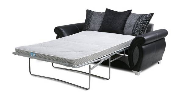 Oberon 2 Seater Pillow Back Supreme Sofa Bed