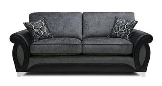 Oberon 3 Seater Formal Back Sofa