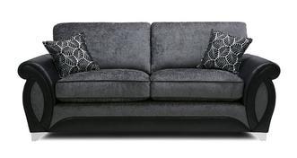 Oberon 3 Seater Formal Back Sofa