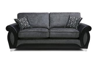 3 Seater Formal Back Sofa Oberon