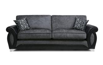 4 Seater Formal Back Sofa Oberon