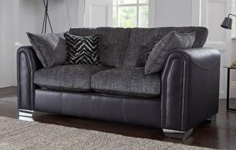 Odell Formal Back 2 Seater Supreme Sofa Bed Odell
