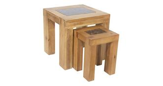 Oklahoma Nest of Tables