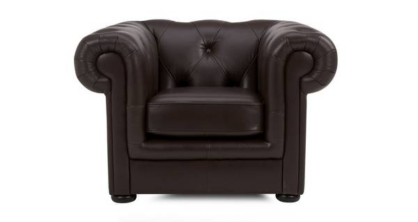 Opera Leather Armchair