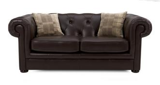 Opera Leather 2 Seater Sofa