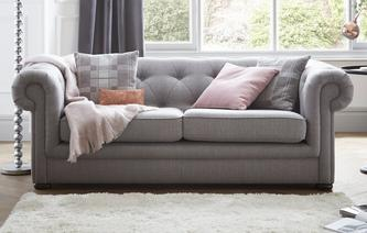 Opera Leather 2 Seater Sofa Bed Brooke