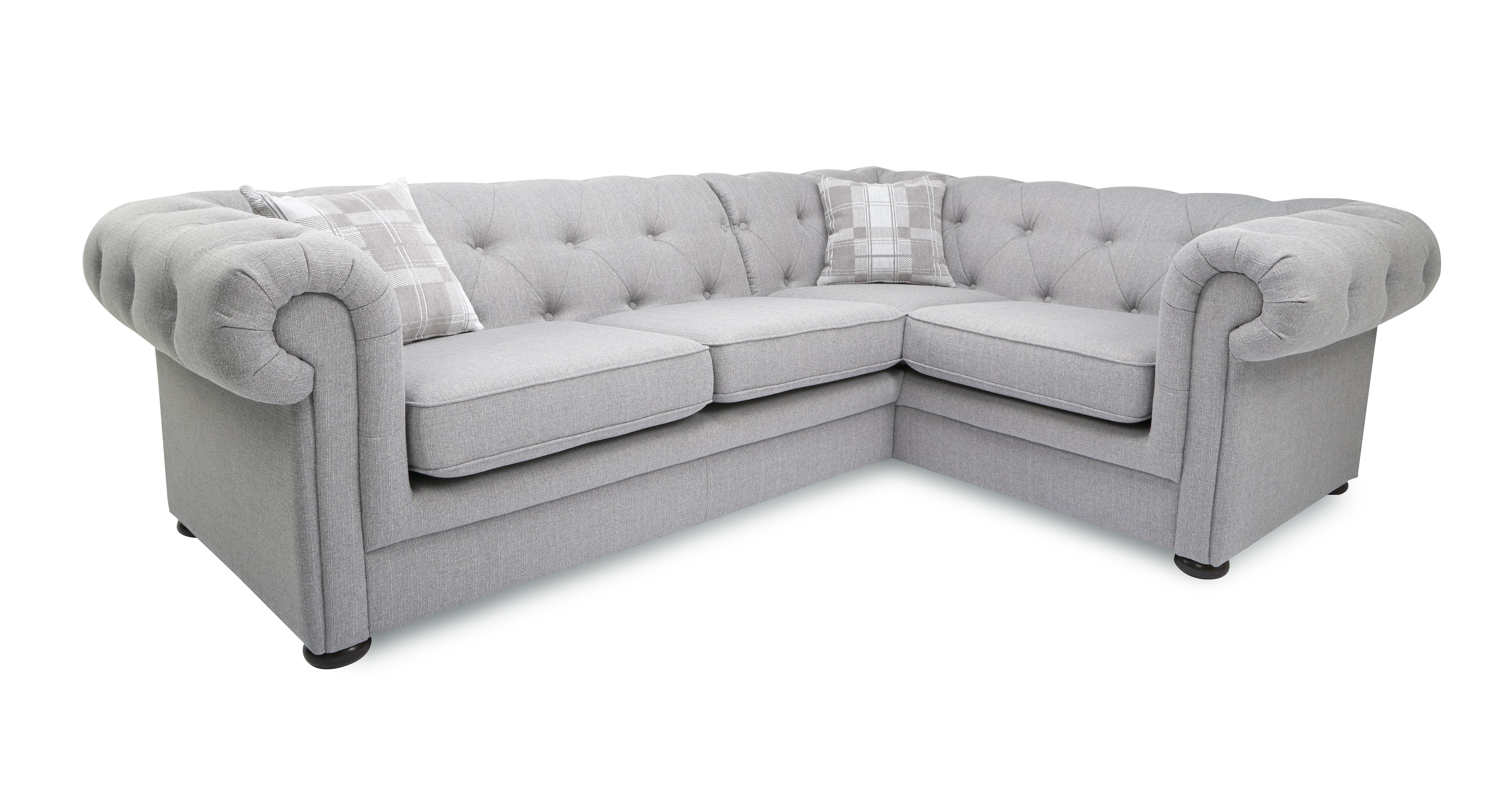 Marvelous White Leather Chesterfield Corner Sofa Home Sofa Lamtechconsult Wood Chair Design Ideas Lamtechconsultcom
