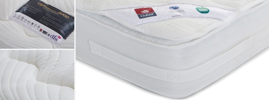 Optimum 3000 Mattress
