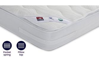 Optimum 3000 Mattress Double (4 ft 6) Mattress Optimum