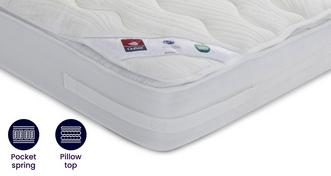 Optimum 3000 Mattress Double (4 ft 6) Mattress