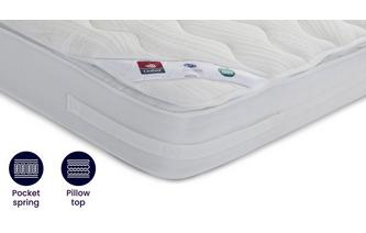 Optimum 4000 Mattress Double (4 ft 6) Mattress Optimum