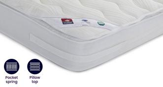 Optimum 4000 Mattress Double (4 ft 6) Mattress