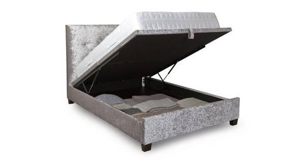 Opulent Double Ottoman Bedframe