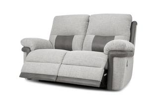 2 Seater Manual Recliner Orion
