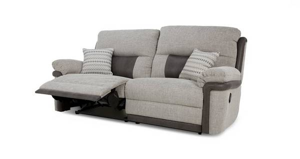 Orion 3 Seater Manual Recliner