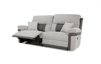 3 Seater Electric Recliner Orion