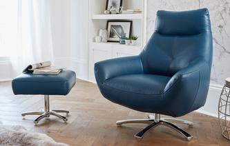 Orzo Swivel Chair New Club