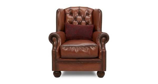 Oskar Wing Chair