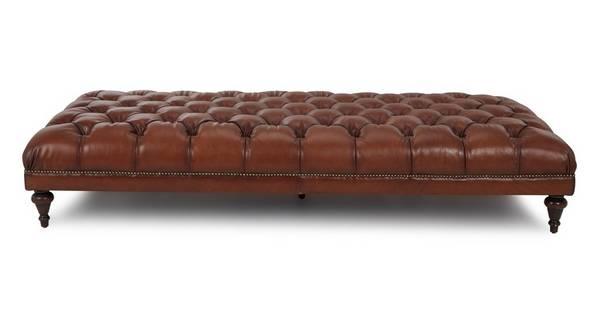Oskar Studded Large Bench