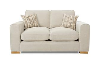 2 Seater Formal Back Sofa Oslo