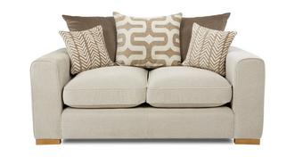Oslo 2 Seater Pillow Back Sofa