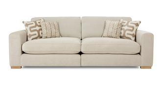Oslo 4 Seater Formal Back Split Sofa