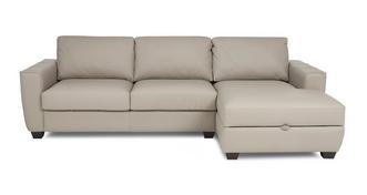 Otto Right Hand Facing Storage Chaise Sofa